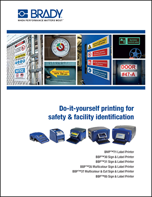 Print a Compliant, Safe and Efficient Workplace