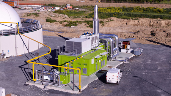 Cogeneration World and Biogas