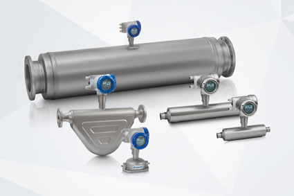 Profinet I/O for Coriolis Mass Flowmeters