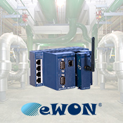 eWON Connects SCADA Systems to 330 Remote Sites