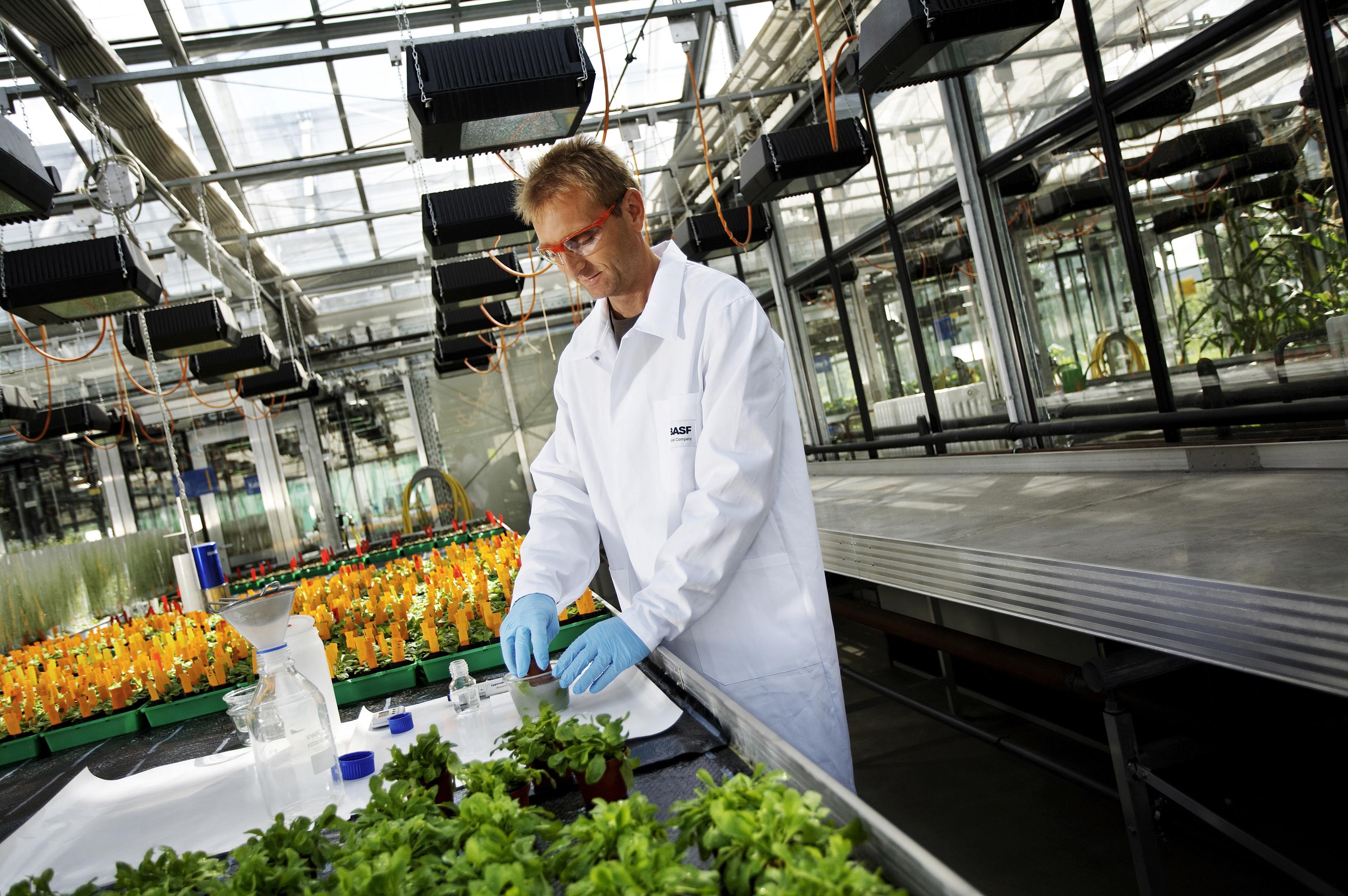 Basf Biotechnologie