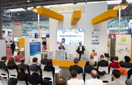 Digital Energy at HANNOVER MESSE