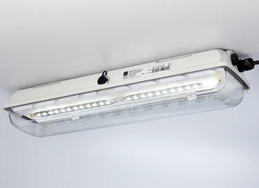 LED Replacement for Fluorescent Lamps