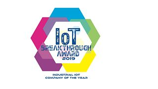 Emerson Selected as 'Industrial IoT Company of the Year' for Second Consecutive Year