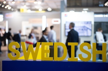 Swedish Forces Gather for the World's Largest Industrial Fair