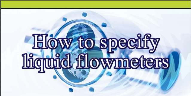Question of Choice: How to Identify your Flowmeter