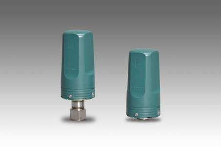 Left: XS110A/XS530 wireless pressure sensor Right: XS110A/XS550 wireless temperature sensor